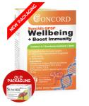 Concord Sunchih 60capsules (Free Sunchih Green tea bag, Same product, new packaging!)